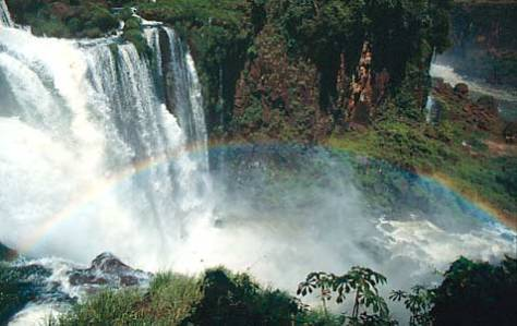 Iguazu-Falls  © scribeworks.com.au - check out Chris's site