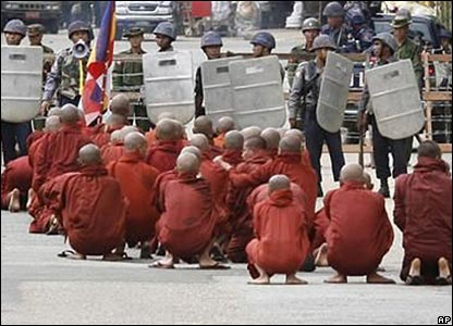 Are we helping finance repression in Burma - Myanmar?